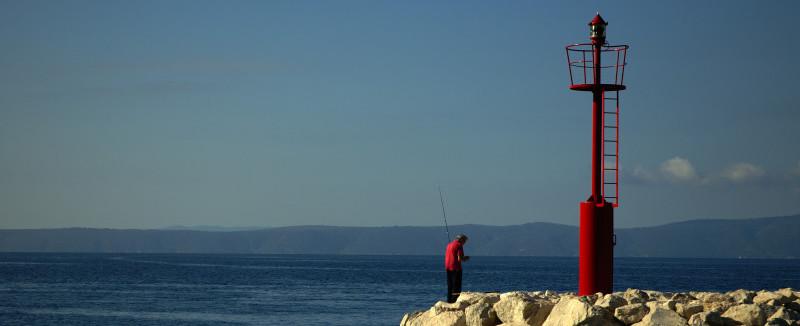 trikolora moře